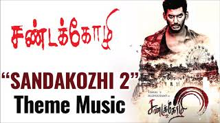 Sandakozhi 2 theme music