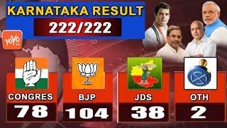Karnataka Election 2018 Live News Updates | BJP, Congress, JDS | PM Modi Vs Rahul Gandhi | YOYO TV