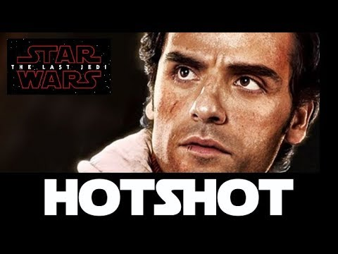 Hotshot: The Story of Poe Dameron: From Rebel Roots to Resistance Hero