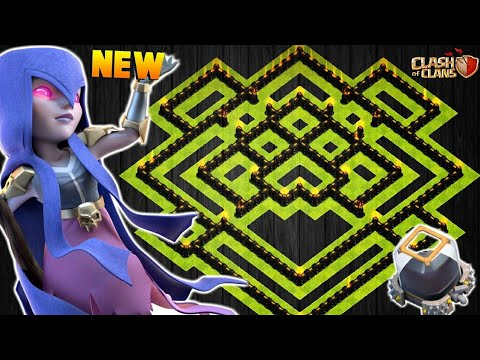 NEW TOWN HALL 9 FARMING/TROPHY BASE 2017! TH9 HYBRID FARM BASE WITH REPLAYS!! - CLASH OF CLANS(COC)
