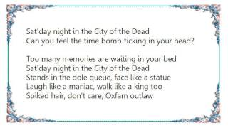 Watch Ultravox Saturday Night In The City Of The Dead video