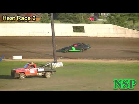 May 4, 2019 Outlaw Tuners Heat Races 1 & 2 Grays Harbor Raceway