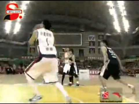 DongGuan Leopards vs. Qingdao Double Star 12-2-11 Game Recap