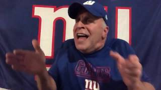 The NY Giants Post-Game Locker Room with Vic DiBitetto: How To Use Google