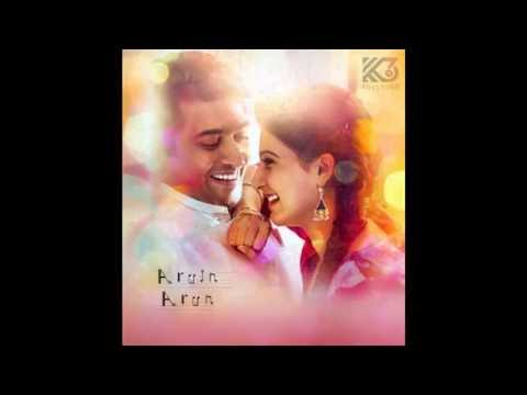 "Naan Un Azhaginile BGM - Love Theme | ""24"" Movie 