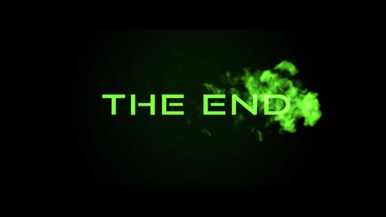 After Effects Smoke - The End - YouTube