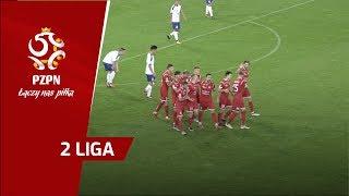 2 Liga: Magazyn skrótów (10. kolejka)