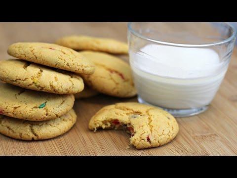 SUPER EASY Box Cake Cookies!!!