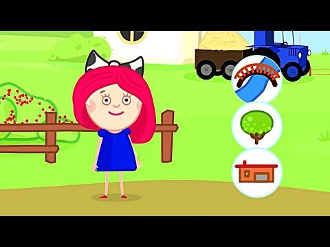 Смарта и Чудо-сумка - Смарта идет в фермерский магазин - Развивающие мультфильмы - для девочек