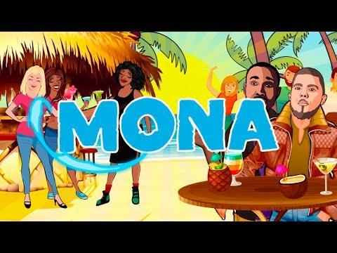 Sherman De Vries X Emiz - Mona (Lyric Video)