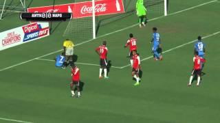 Coca Cola National Intercol Finals 2015 Naps vs St  Anthony's