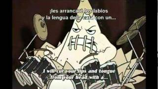 Aqua Teen Hunger Force Movie Intro - (Spanish Subs)