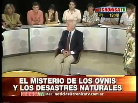 Pedro Romaniuk Con Lucho Aviles Y Pinky  1989 - Parte 1