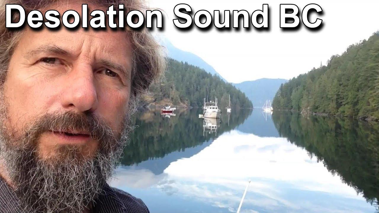 Desolation Sound - Wooden boat restoration - Travels With Geordie #60