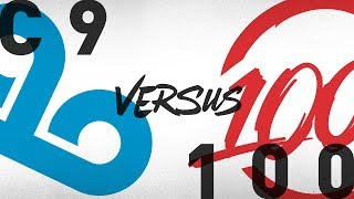 Video C9 vs. 100 - Week 2 Day 2 | NA LCS Summer Split | Cloud9 vs. 100 Thieves (2018) download MP3, 3GP, MP4, WEBM, AVI, FLV Juli 2018