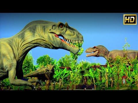 Discovery Park Antalya / Dinosaur Park - Fossil Dig & Discovery Dinosaur Games / Kids Fun Educationa