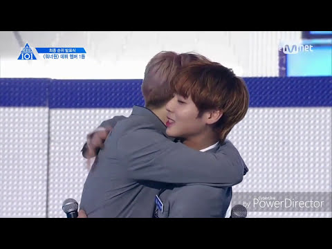 [Kang Daniel/Park Jihoon] Nielwink moment. //171213//
