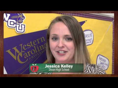 Why I Teach  Jessica Kelley  Dixon High School