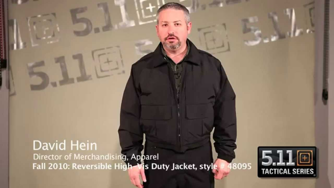 5.11 Mens Taclite Reversible Jacket