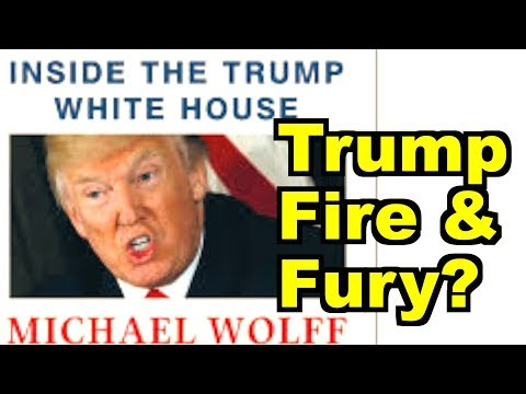Trump Fire & Fury? - Michael Wolff, Stephen Miller & MORE! LV Sunday LIVE Clip Roundup 246