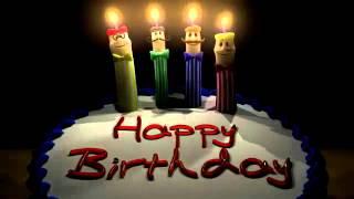 Bài hát chúc mừng sinh nhật hay nhất thế giới
