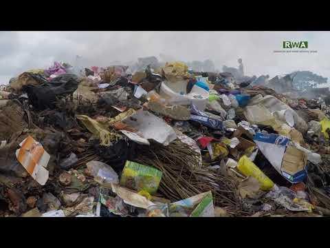 King Tom Waste Dumpsite  - Freetown - Sierra Leone