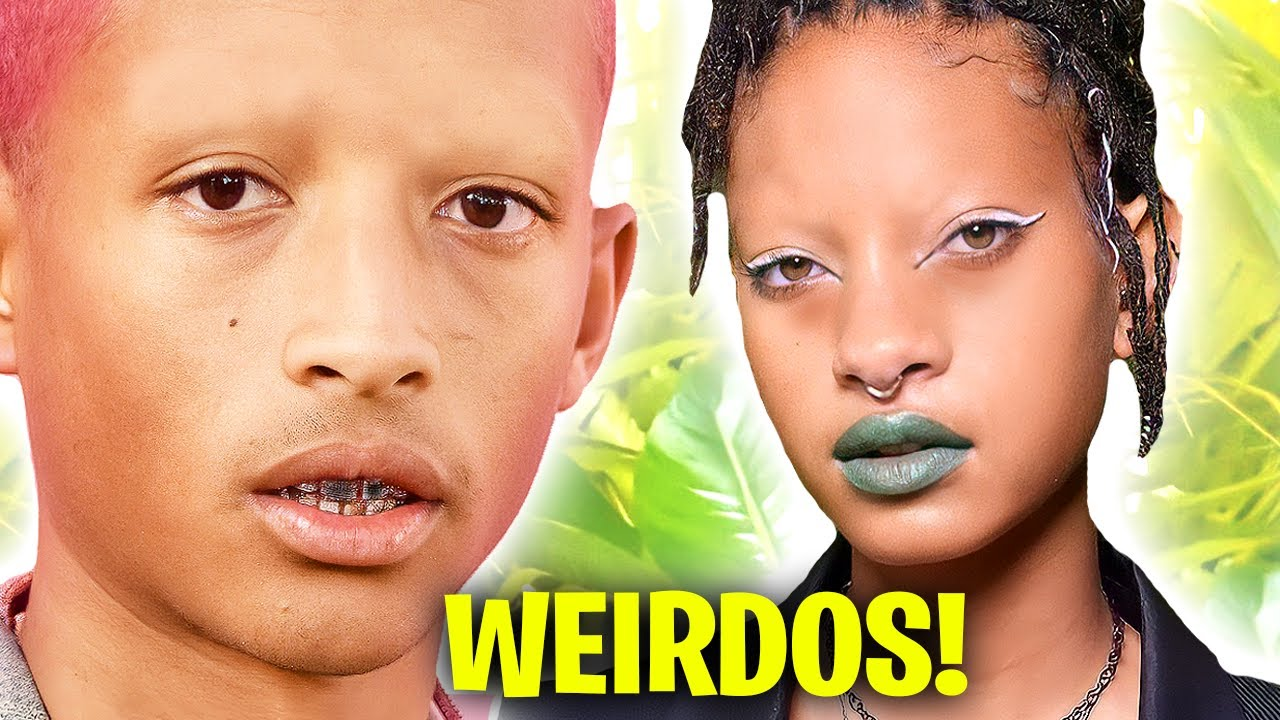 5 Disturbing Things About Jaden And Willow Smith That Doesn't Make Any Sense