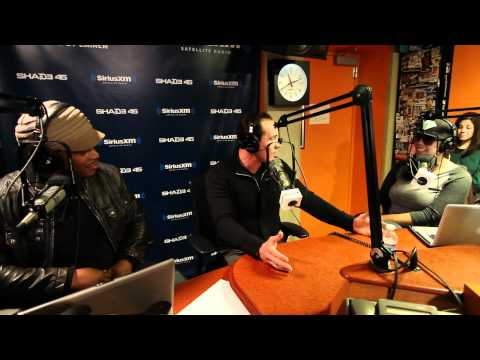 Chris Klein talks about his alcohol addiction on SwayInTheMorning