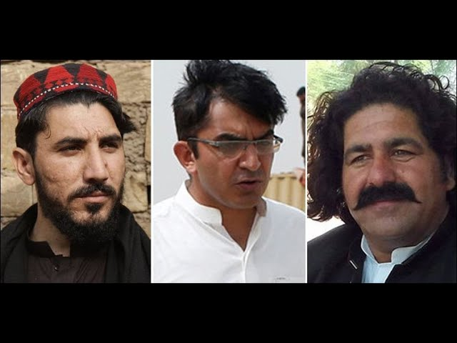 Why Manzoor Pashtoon Arrested In Peshawar | Ali Wazeer & Mohsin Dawer | Aftab News
