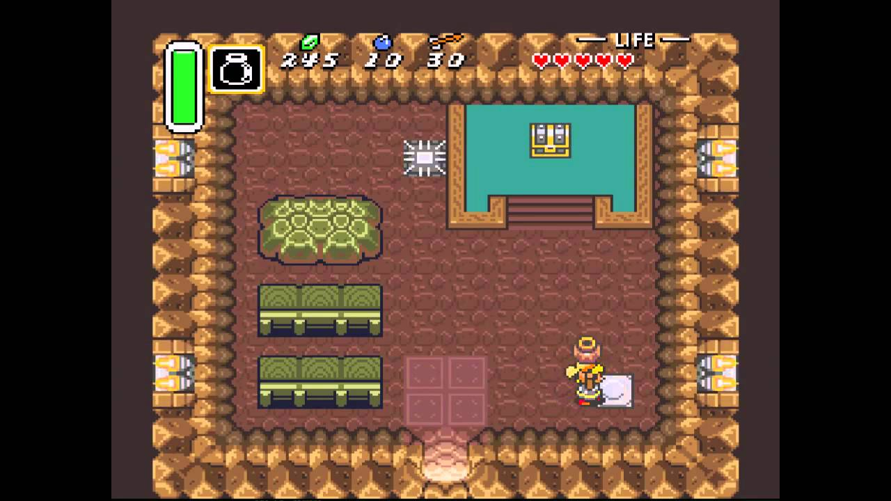 The Legend Of Zelda 3 - Goddess of Wisdom
