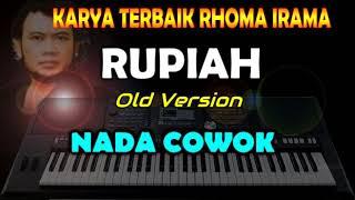 Download lagu Rhoma Irama - Rupiah (KARAOKE) By Saka
