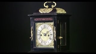 Joseph Knibb Phase 3 Table Clock - 1685 - Ben Wright Exceptional Clocks