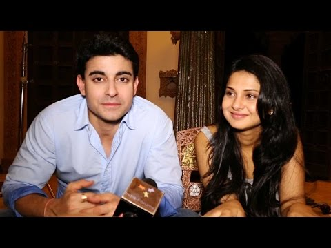 Last Interview Of Gautam And Jennifer From The Sets Of Sarswatichandra