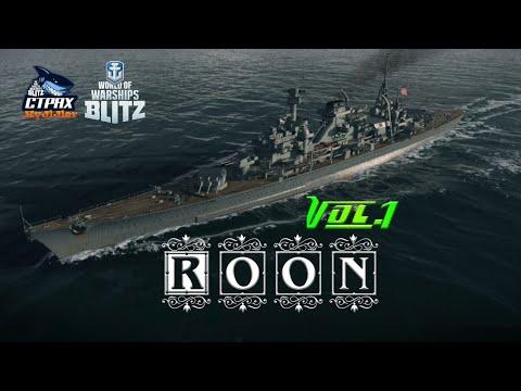 WOWS BLITZ ФЛОТ СТРАХ: Roon IX