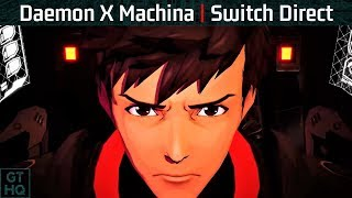 Daemon X Machina | Nintendo Direct 9/13/2018 (HQ)