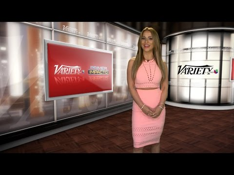 Variety Latino Presenta En Primer Impacto A Victor Rasuk de 'Fifty Shades Of Grey'