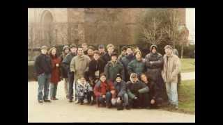 Posaunenchor Temperley - Gira Alemania 1998  - Guadalajara