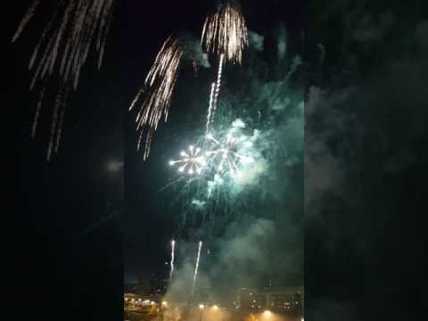 "Denver Coors Field fireworks 4th of July 2017 ""full video"""