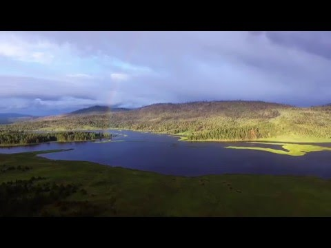 Dog Lake in Lake County Oregon.