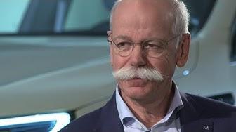 Daimler-Boss dankt ab – Dieter Zetsche im Gespräch mit SWR Chefredakteur Fritz Frey