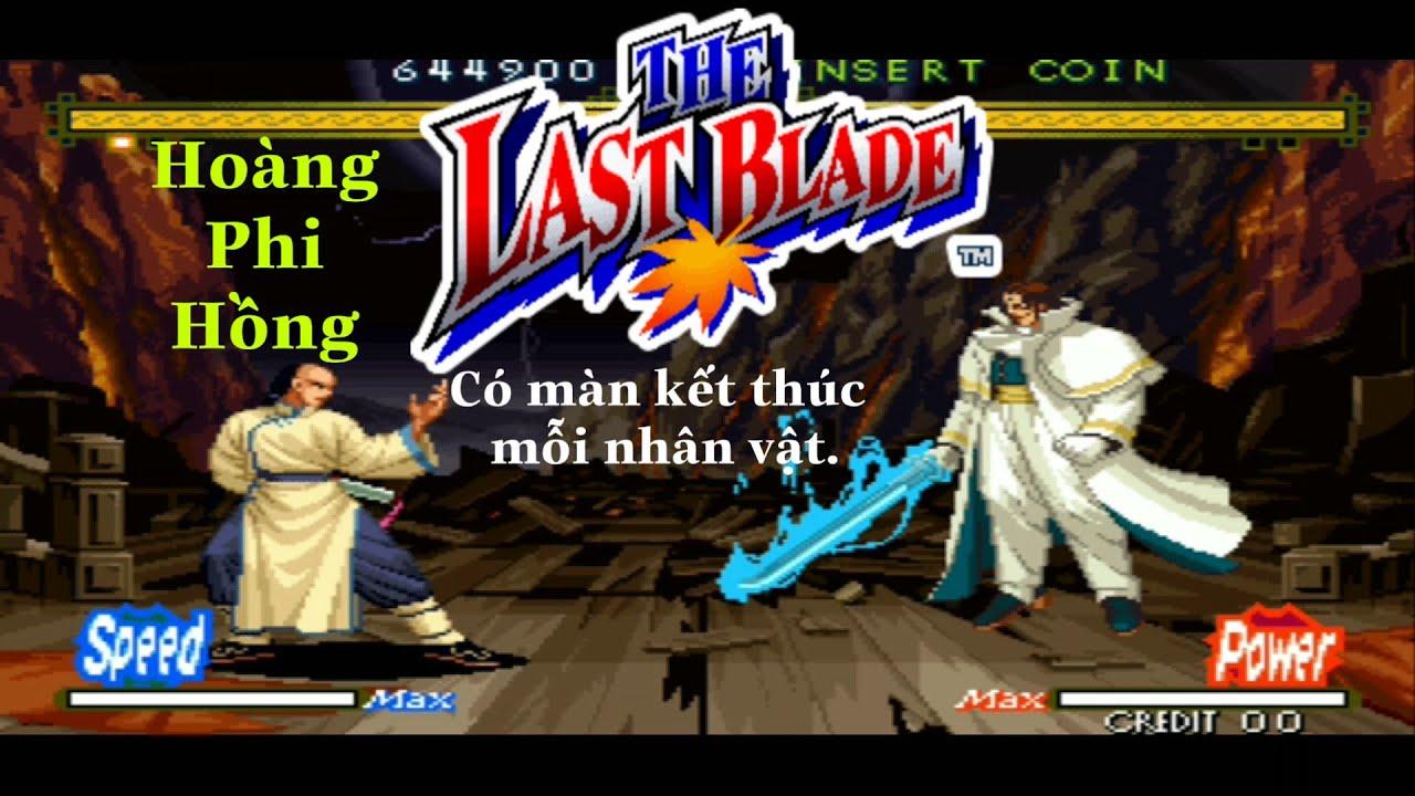 Hoàng Phi Hồng 1 với Lee Rekka || The Last Blade || Game thùng trên Android or PC
