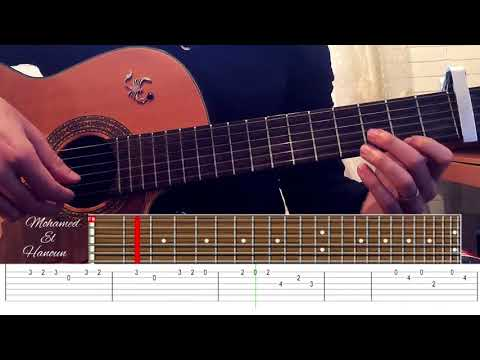 Inspiration  - Gipsy Kings Guitar Lesson Tab