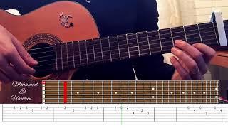 Скачать Inspiration Gipsy Kings Guitar Lesson Tab