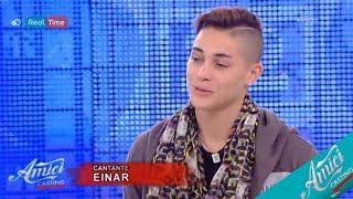 Einar Ortiz - Provino Amici 17 Casting      #Amici17