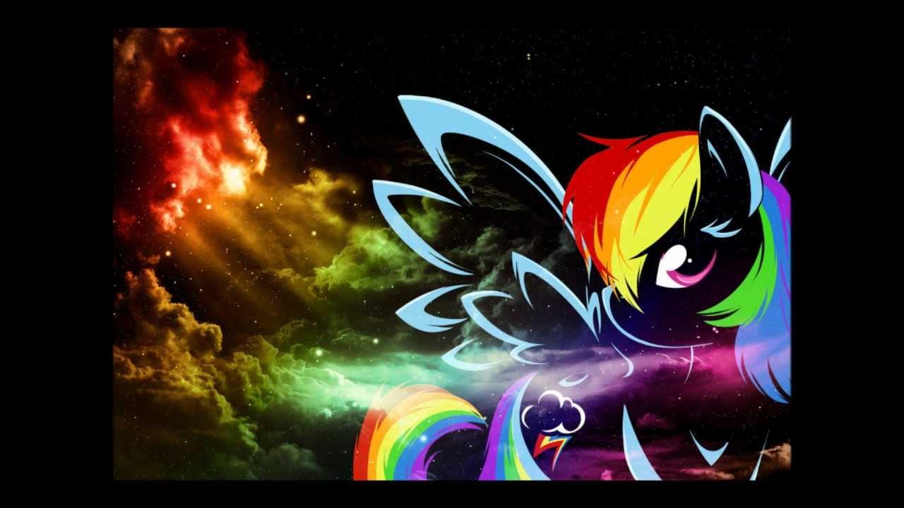My Little Pony FiM - Fan Art Rainbow Dash Collection - YouTube