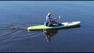 AirKayaks.com: 2018 Red Paddle Co Voyager 12'6 Inflatable SUP