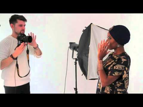 Behind The Scenes, London Studios, Soho November 2014