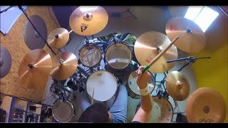 Evanescence Bring Me To Life Drum Cover