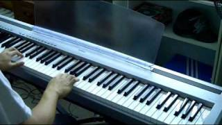 Lights Off - Jay Sean (piano cover)