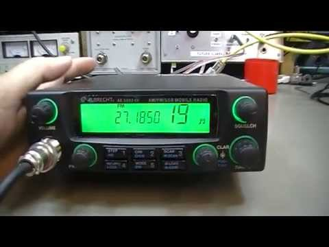 #30 Out of the Box impression: Test Albrecht AE-5890EU 10/11/12m Radio